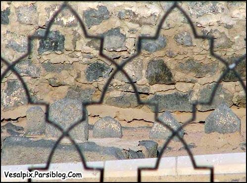 زیارتگاه خلوت 4 امام معصوم بقیع (ع)